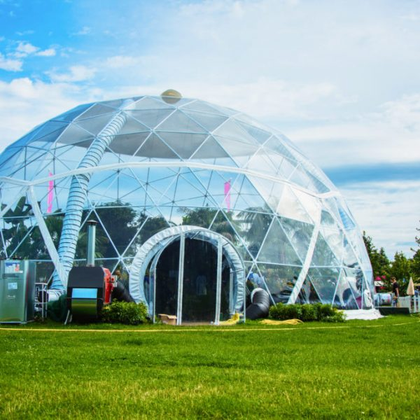 Dome tents / event tents