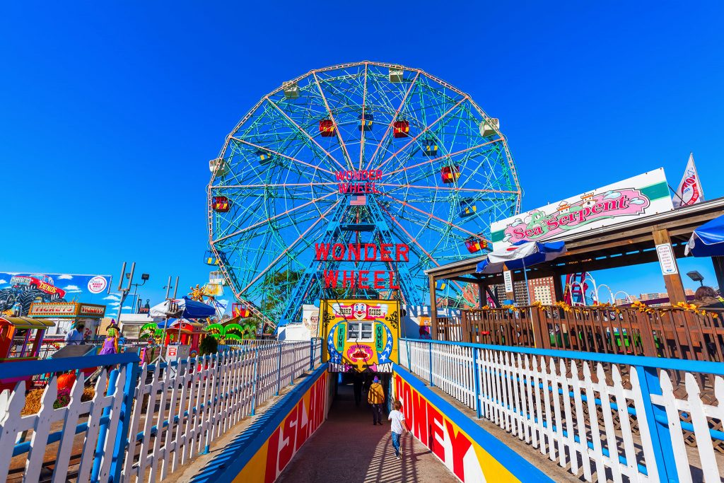 wonder wheel funazone